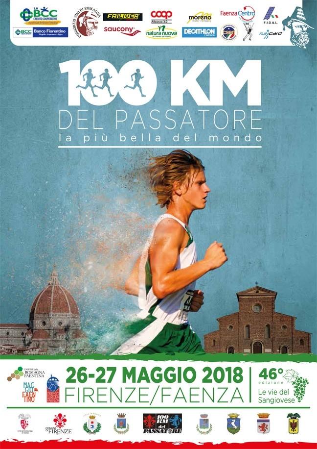 100 km Firenze Faenza sponsor LA BCC