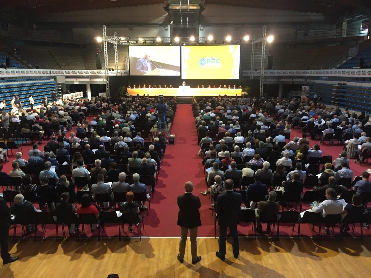 Faenza Assemblea dei Soci LA BCC 19 05 2018