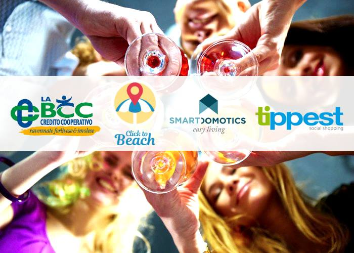 Sinergia LA BCC Tippest Smart Domotics Click To Beach