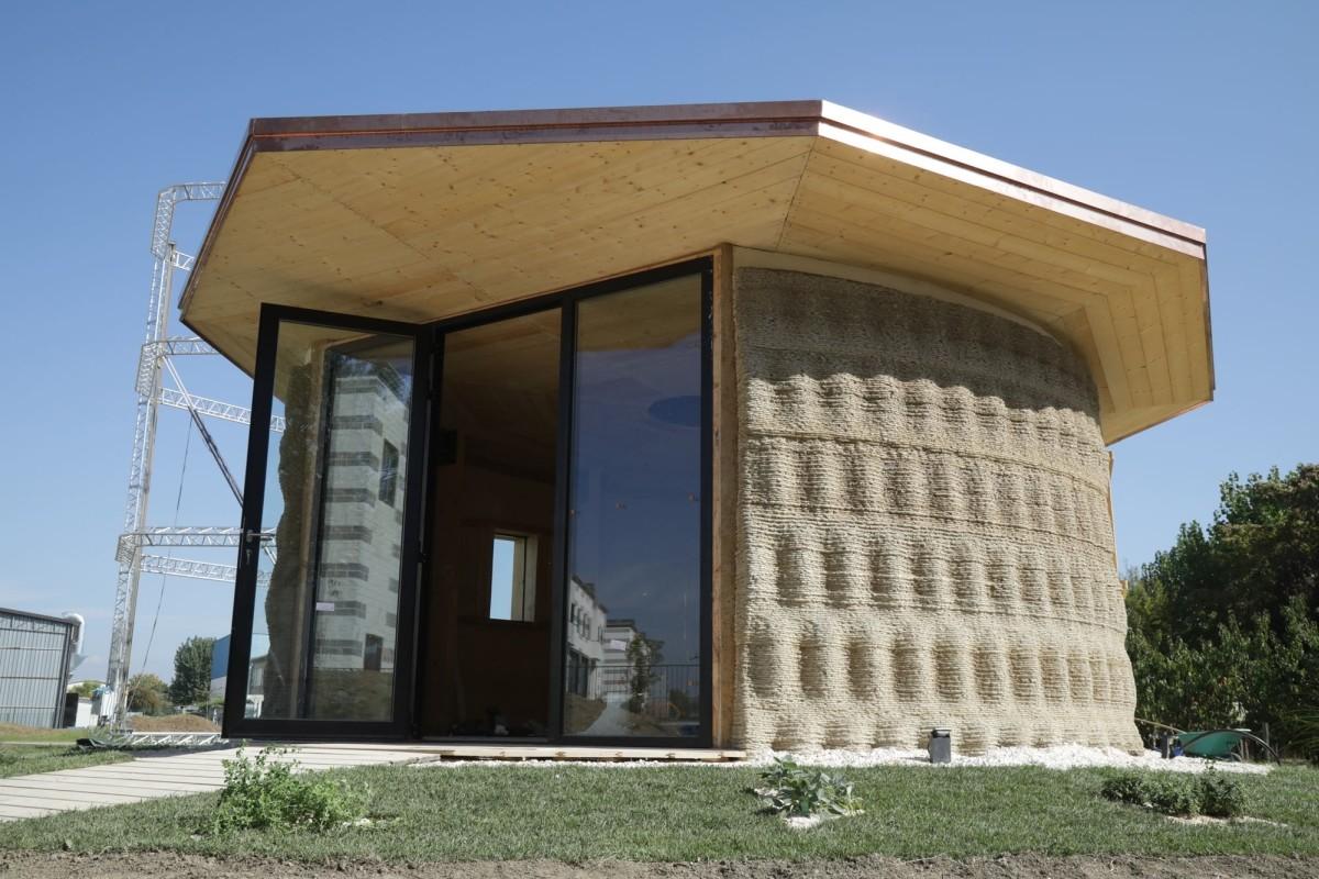 GAIA, il primo modulo abitativo interamente stampato con tecnologia WASP