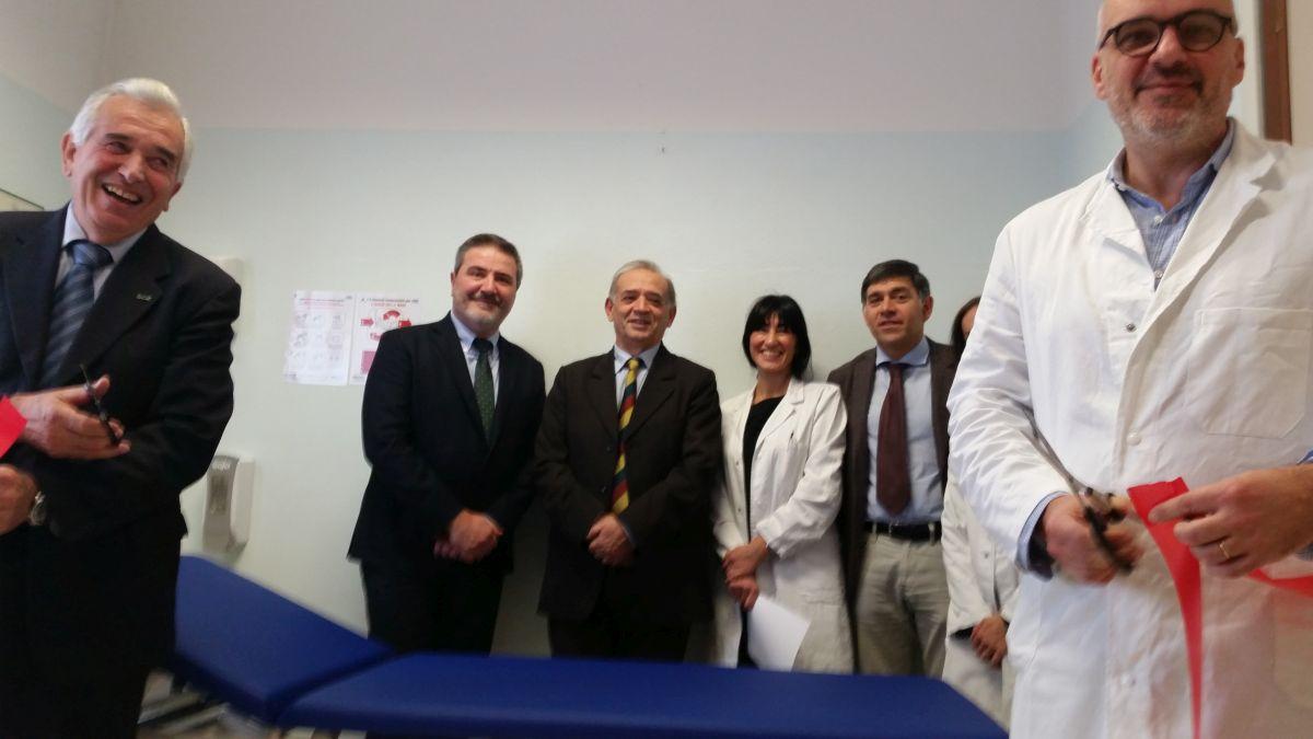 La BCC dona due lettini all'ospedale di Faenza