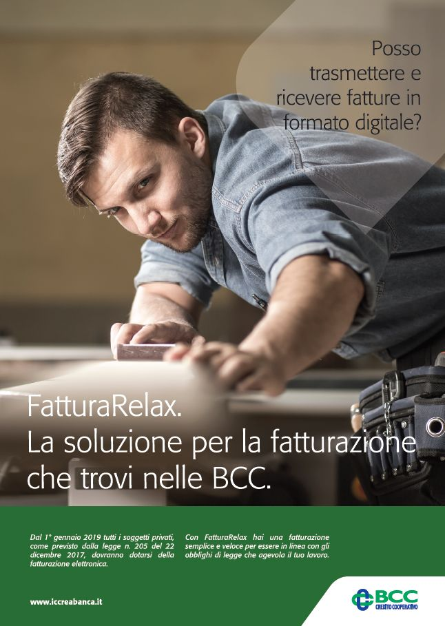 Gestisci le tue fatture elettroniche con LA BCC