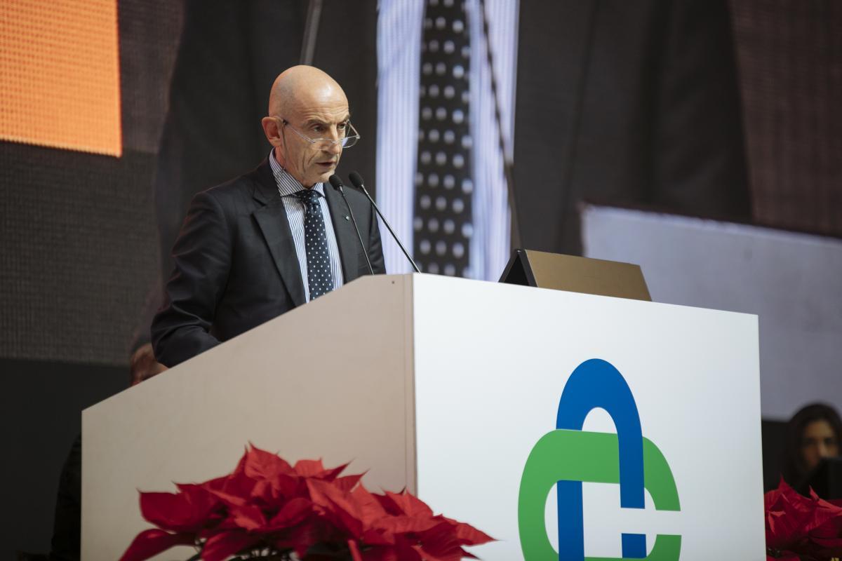 Il Direttore Generale Gianluca Ceroni
