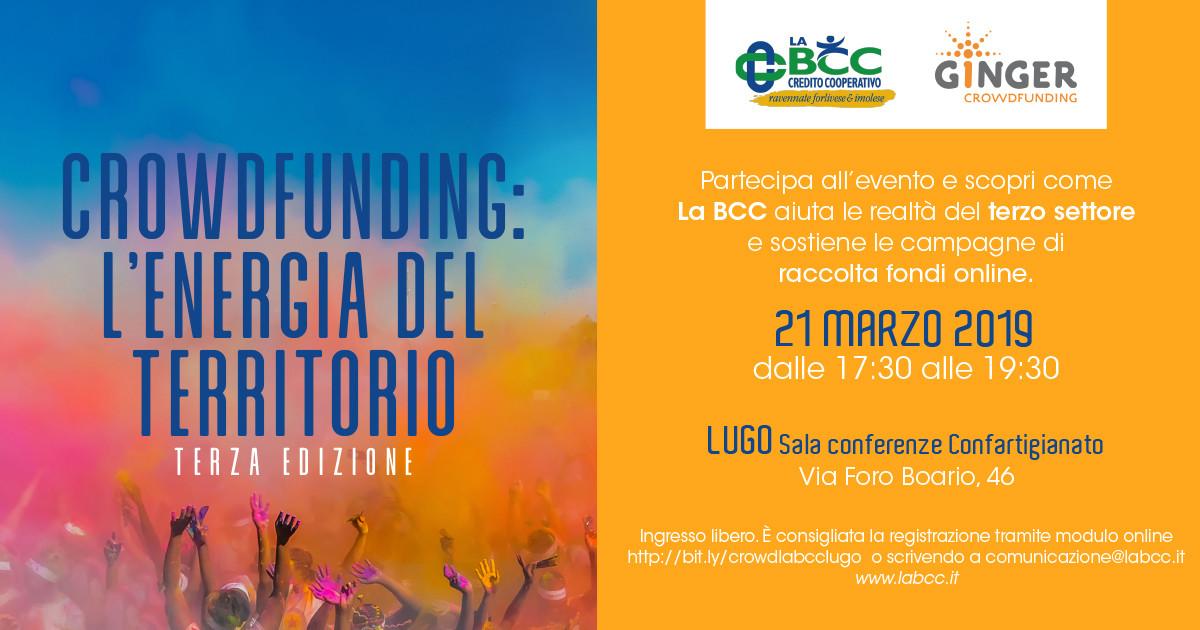 Lugo 21 marzo 2019, ingresso libero previa prenotazione