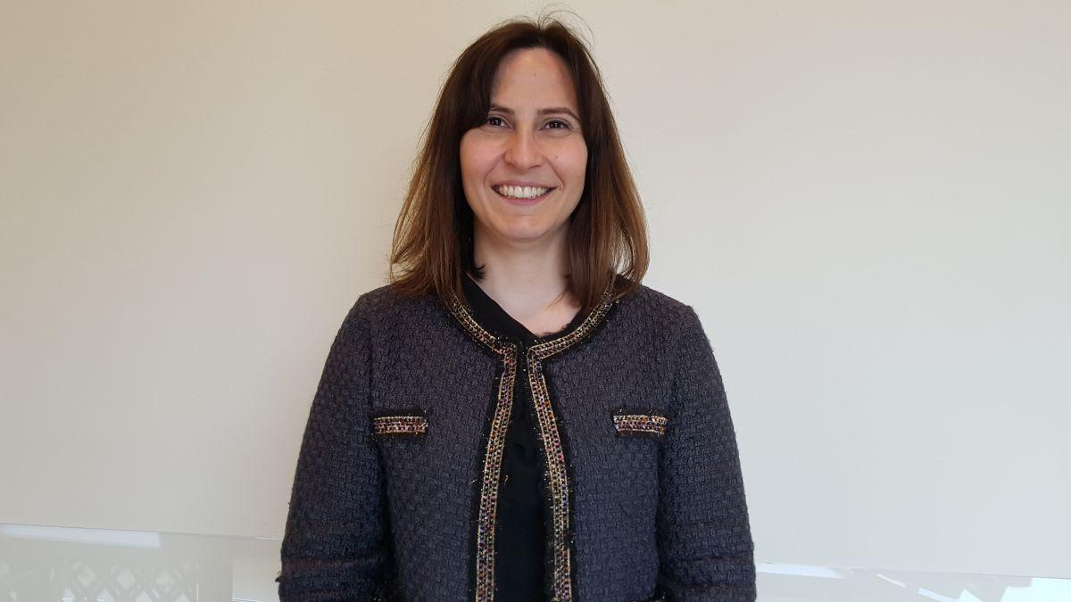 Cristina Mazzotti, dipendente de LA BCC