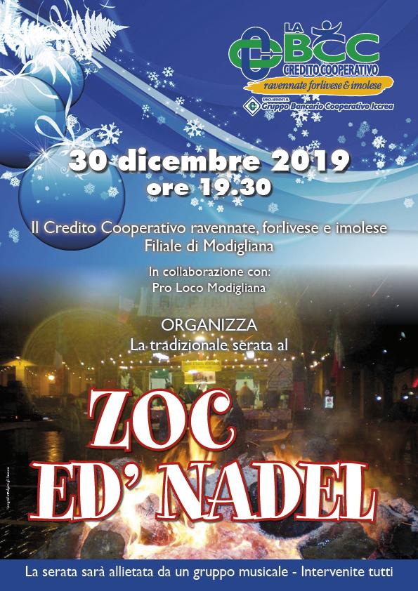 Zoc ed Nadel a Modigliana con LA BCC