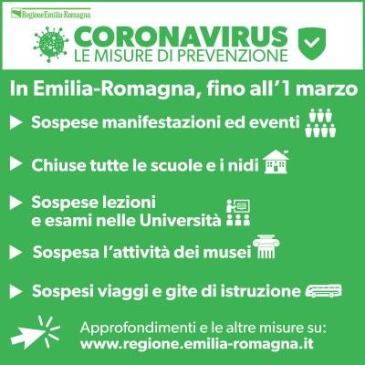 Coronavirus, le disposizioni regionali