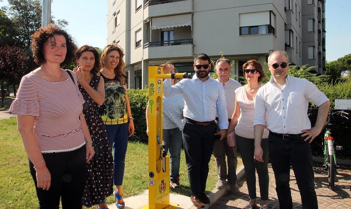 Anche a Lugo LA BCC agevola una mobilità ecologica e sostenibile