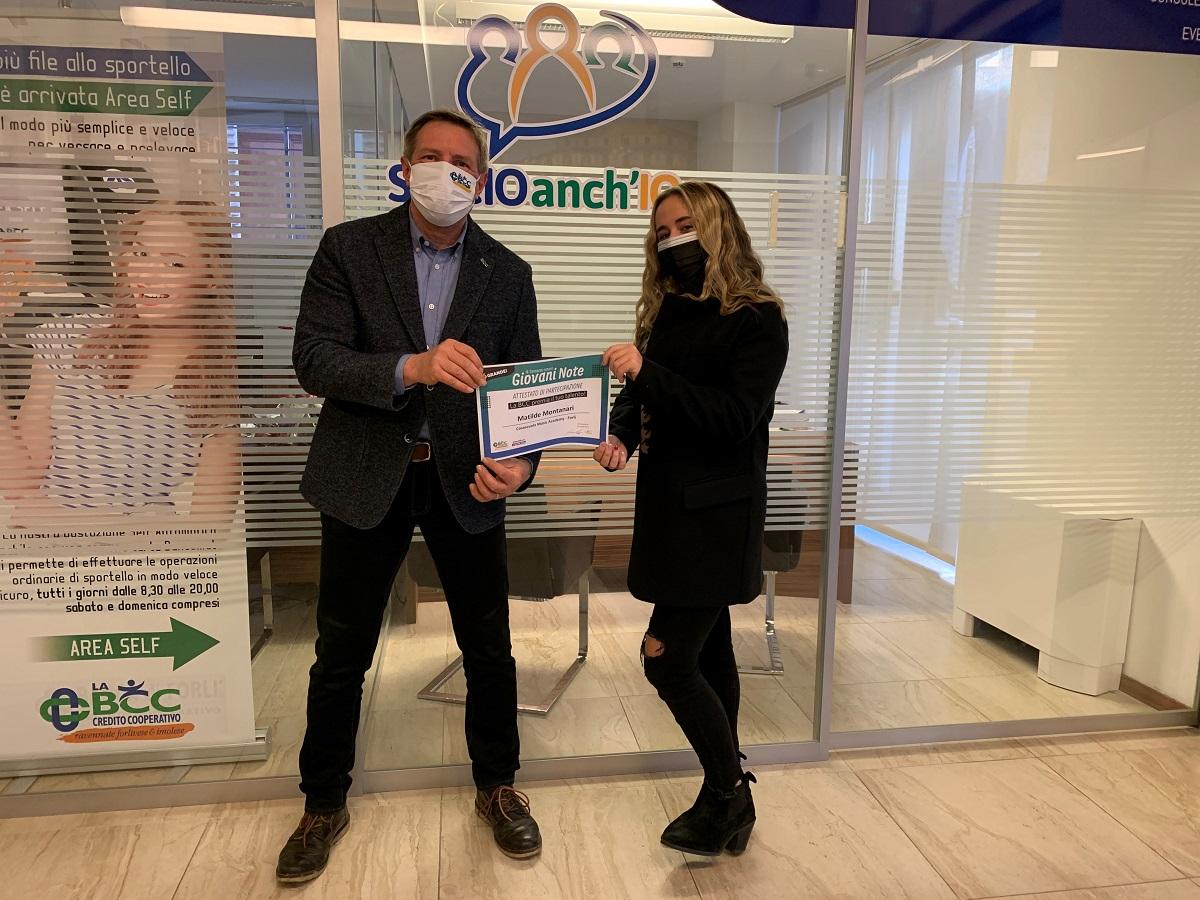 premiazione giovani note Lombardi LA BCC