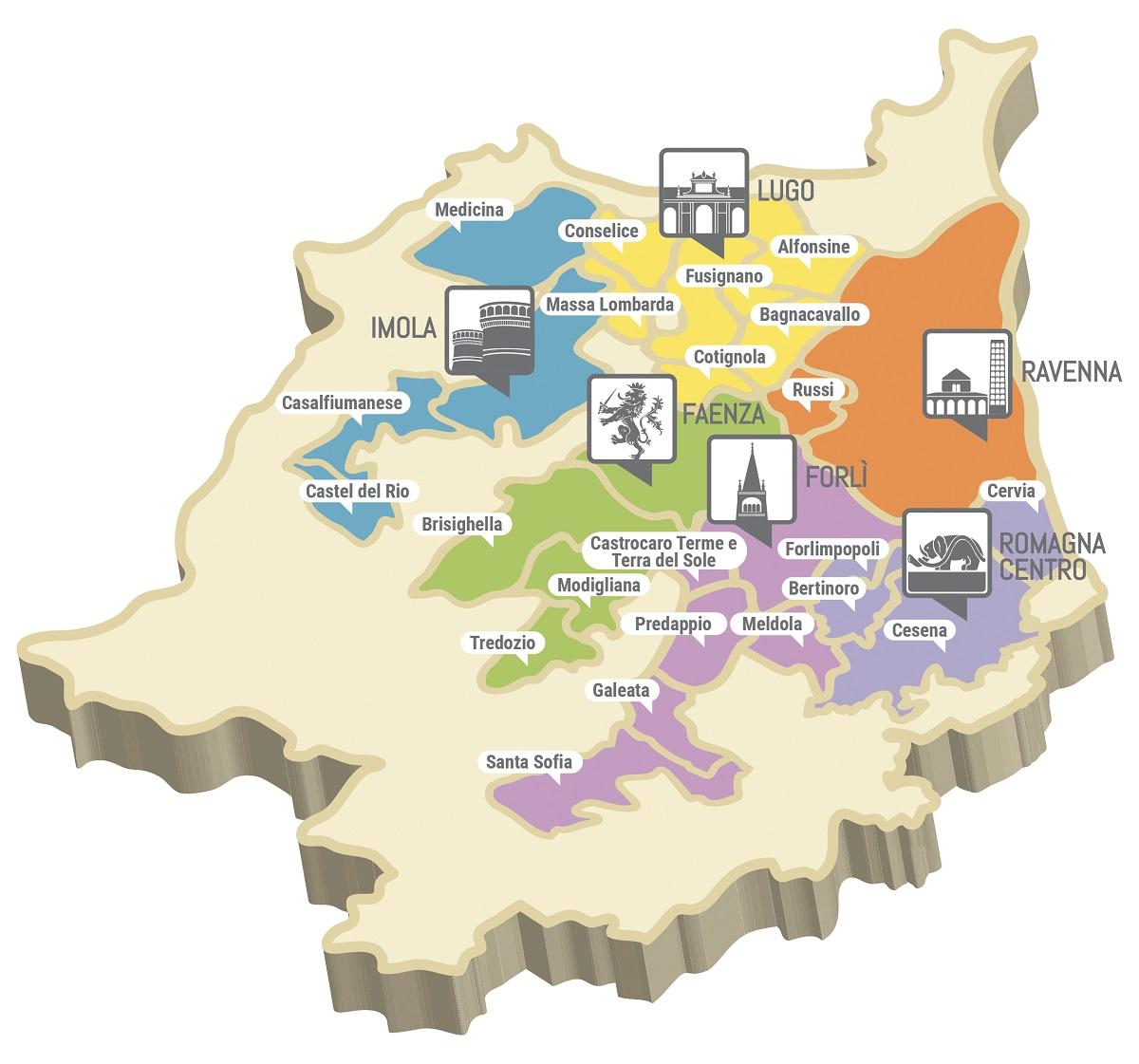 cartina 3d la bcc 2021