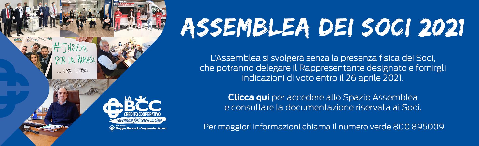 assemblea 2021 LA BCC