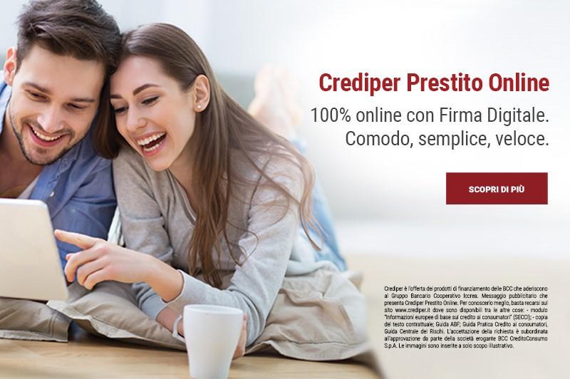 crediper online
