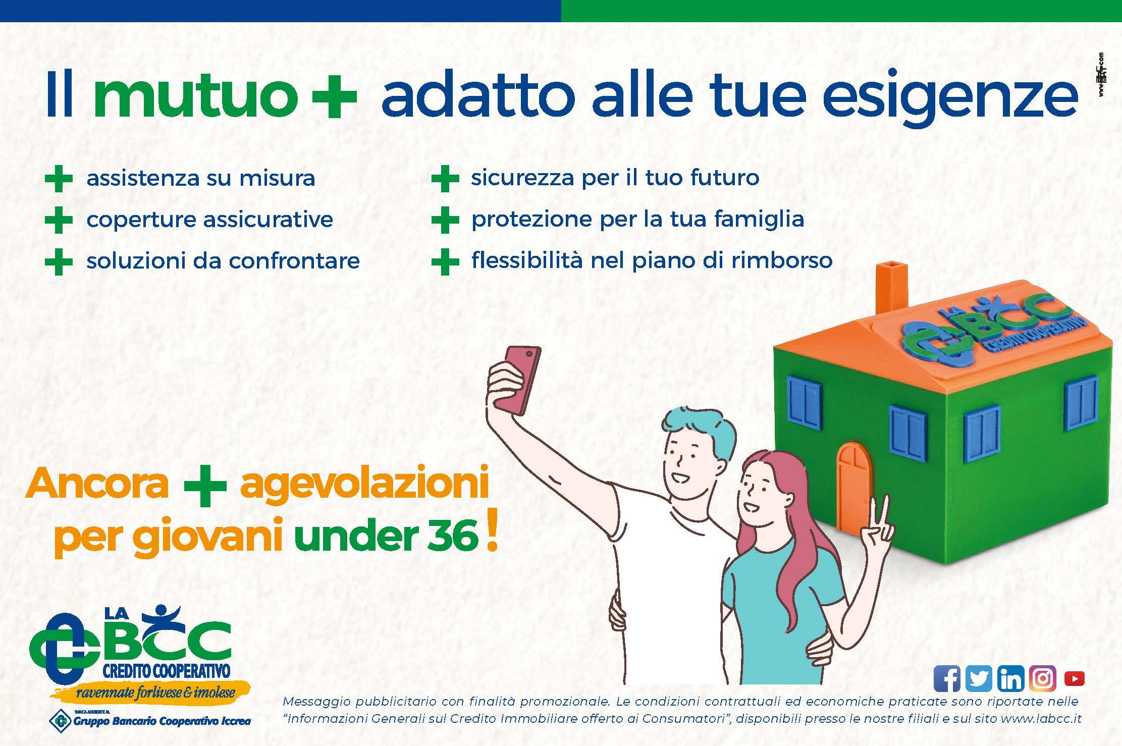 Mutuo+ Under36