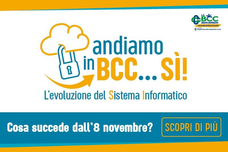 Andiamo in BCC...SI!