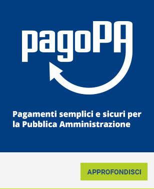 Banner iniziative PagoPA