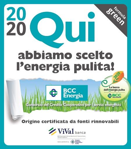 ViVal Banca energia verde