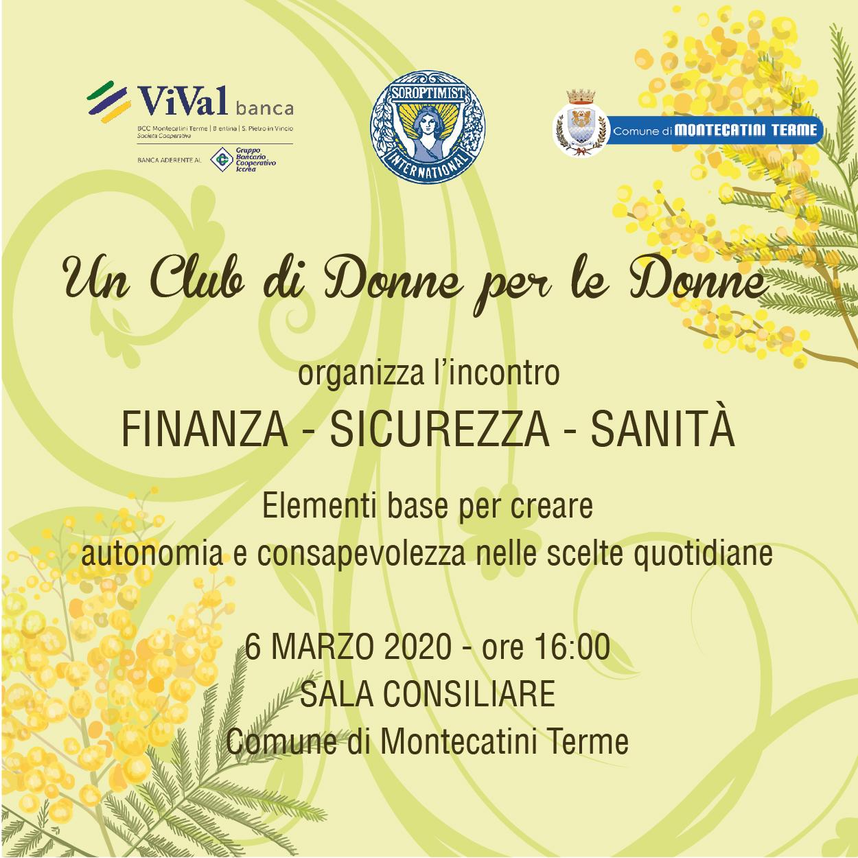 VivalBanca - Festa delle donne