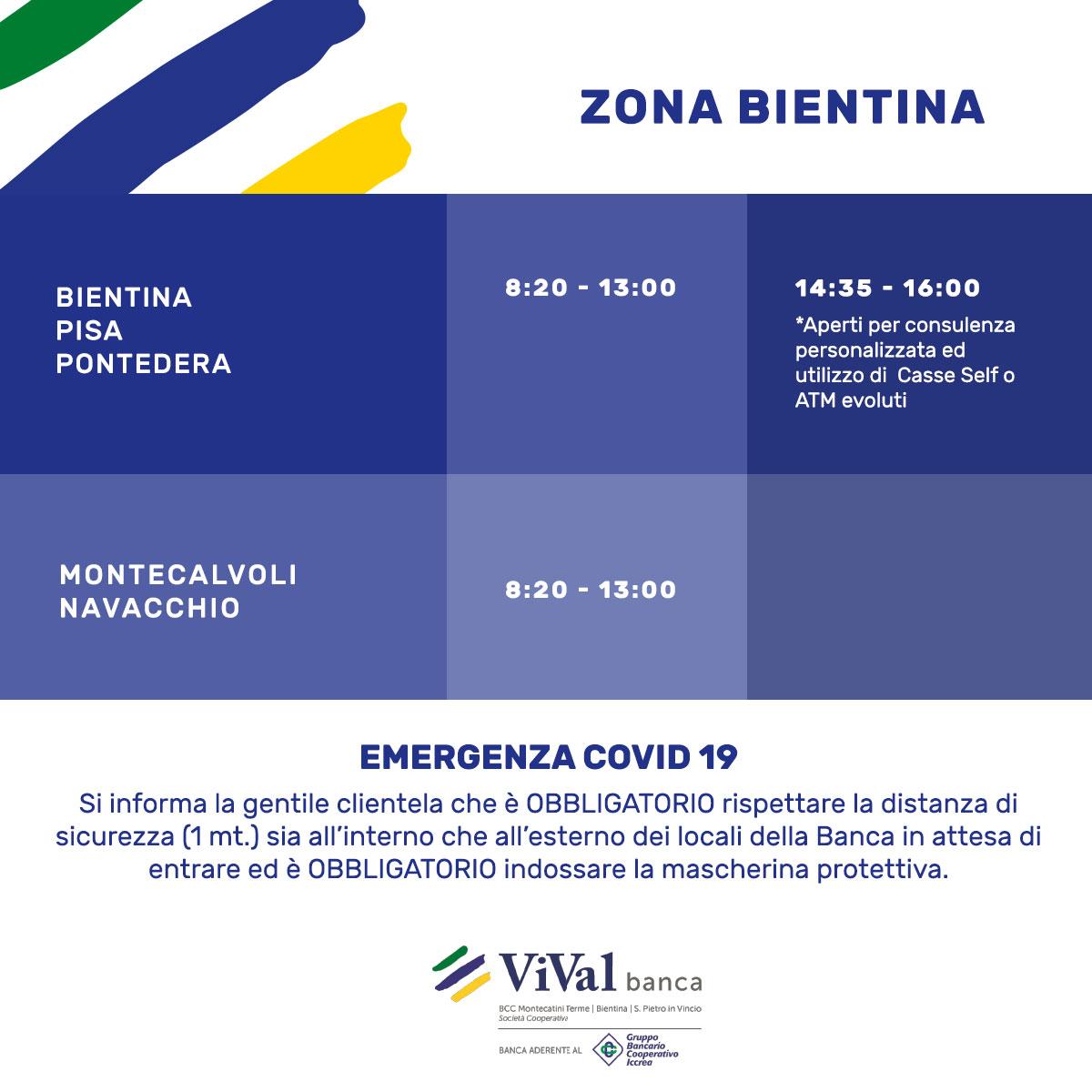 bientina 1 ottobre 2020