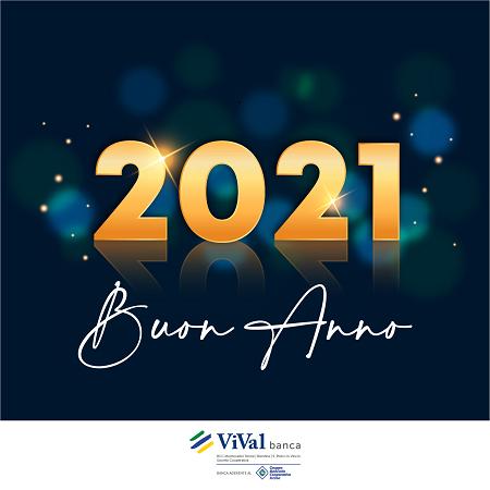 buon anno da Vivalbanca