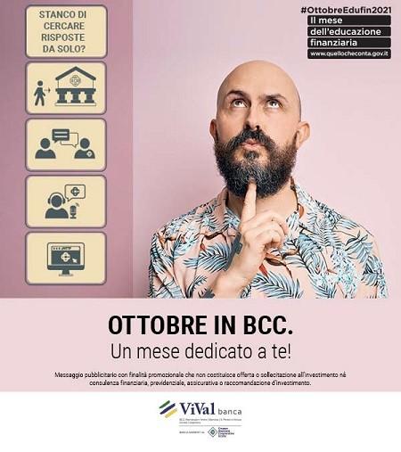 educazione finanziaria_ottobre in bcc_vivalbanca