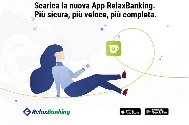 Banner nuova app relax ridotta