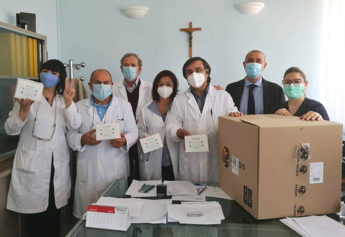 Foto donazione licata