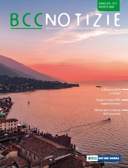 Cover BCC Notizie Agosto 2020
