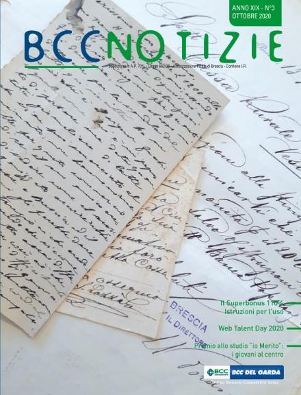 Cover BCC Notizie Ottobre 2020