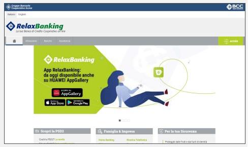 relax banking bsgqva