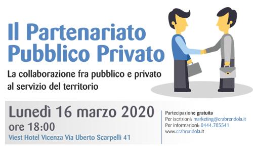 Il Partenariato Pubblico Privato 500x300