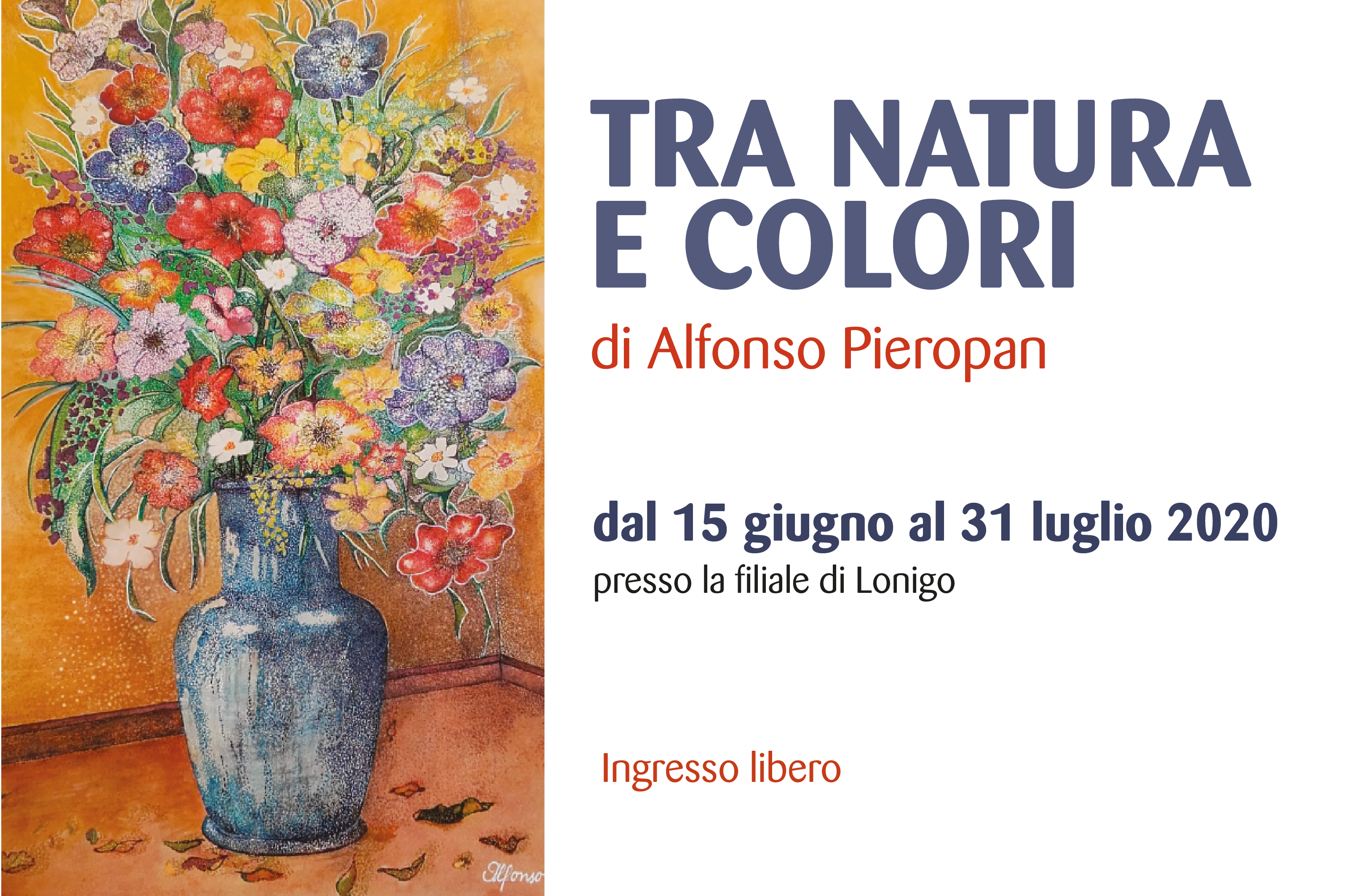 Mostra Pittura Lonigo Giugno 2020 800x532