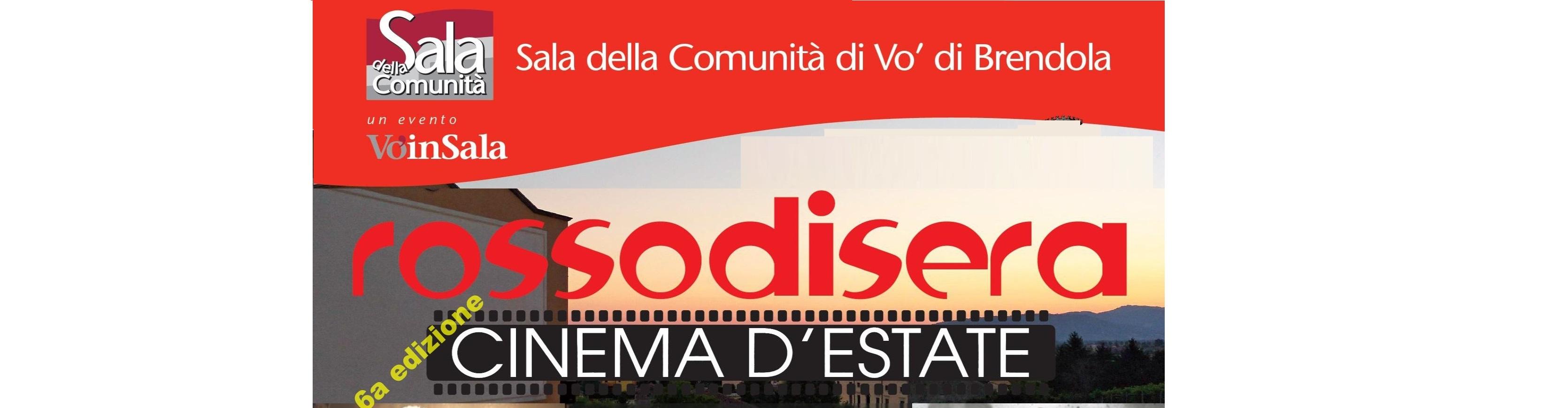 Banner evento Rosso di Sera 2020 desktop