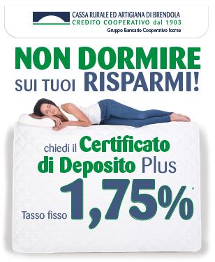 Banner IeP certificato deposito plus