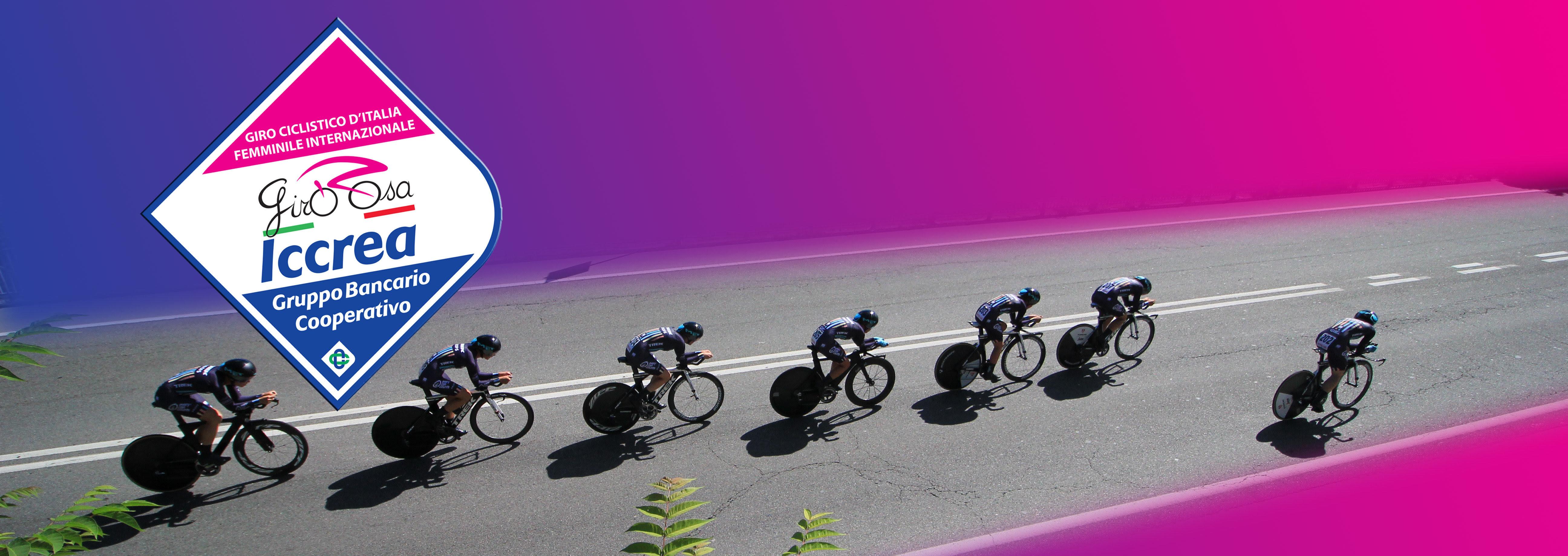 Calendario Gare Ciclismo 2020.Giro Rosa Iccrea Ufficializzato Il Calendario Del Women S