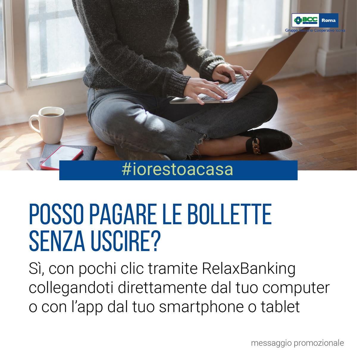 IoRestoaCasa Bollette - RELAX