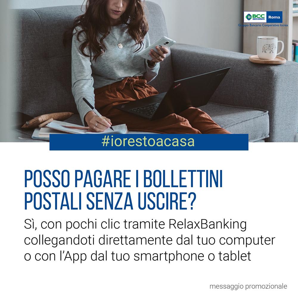 IoRestoaCasa Bollettini - RELAX