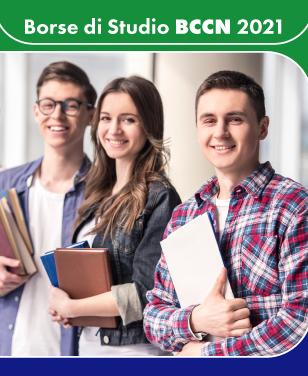 Banner Borse di studio 2021