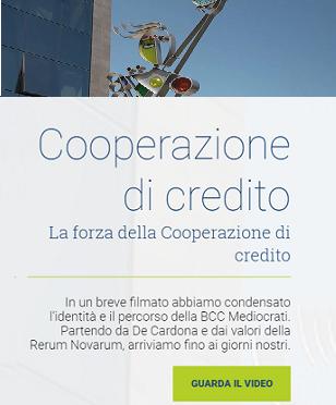 cooperazione di credito