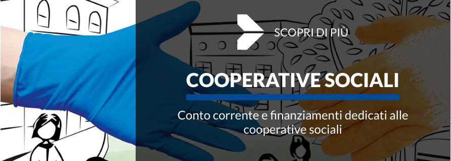 Banner Cooperative sociali