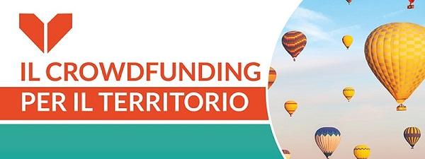 Webinar gratuito Il crowdfunding per il territorio