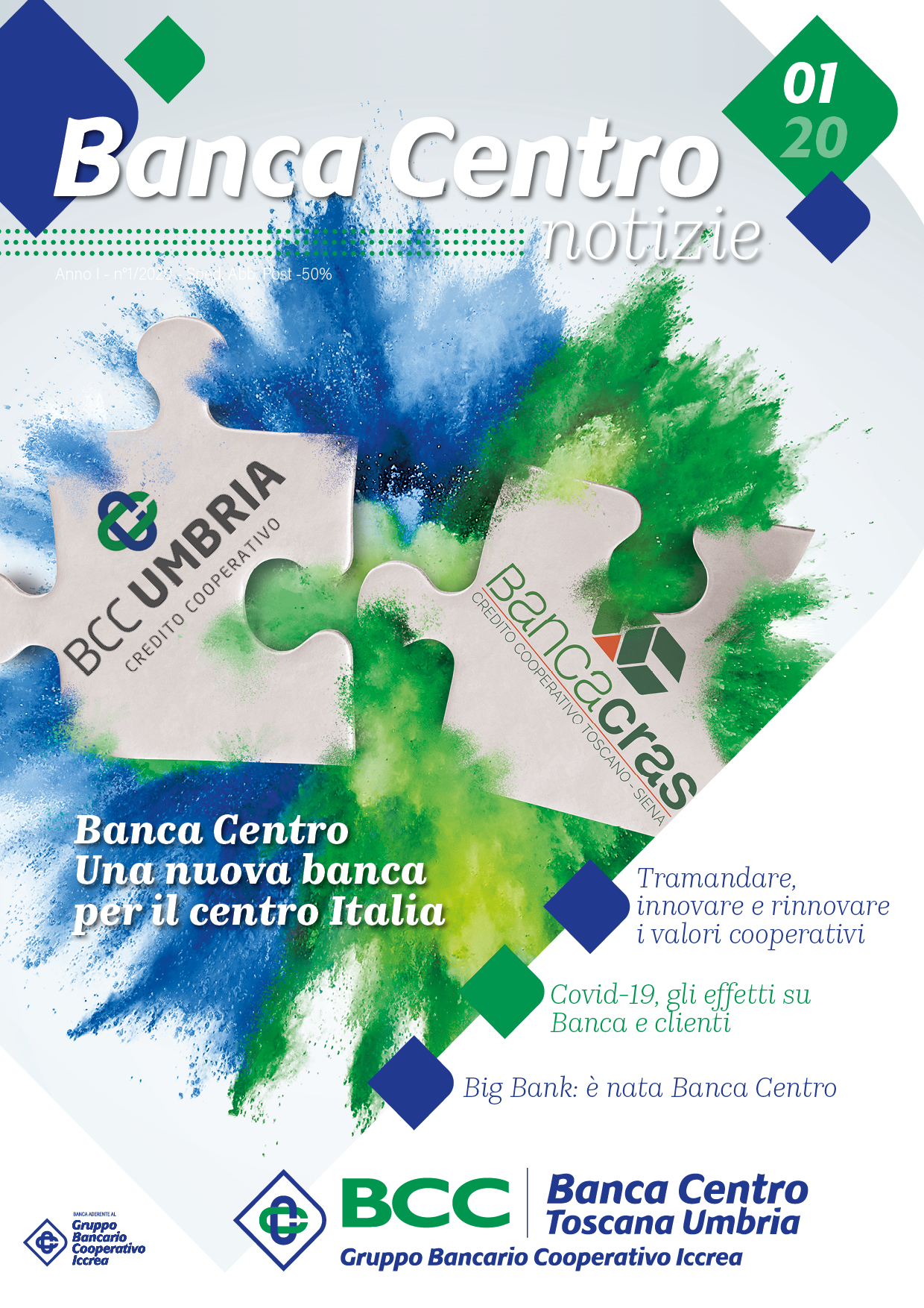 Banca Centro Notizie 1.2020
