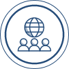 icona associazioni blu