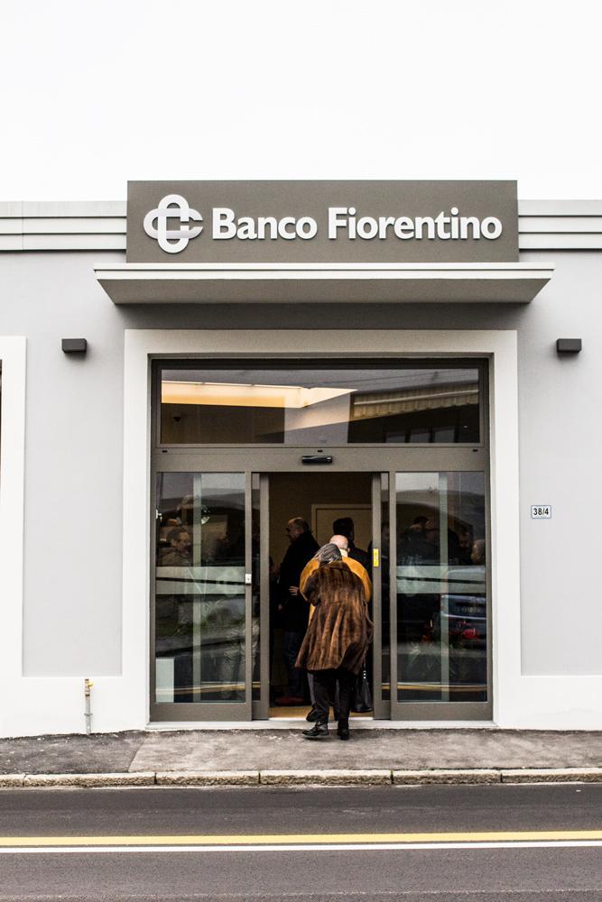 Nuova Filiale Banco Fiorentino Prato