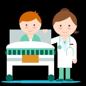 icona paziente e medico