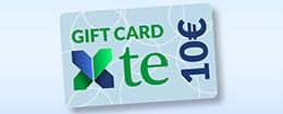 Premio Gift Card 10