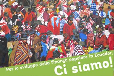 Rappresentazione progetto Microfinanza Campesina