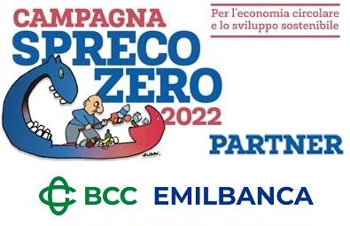 Partnership campagna SprecoZero 2020