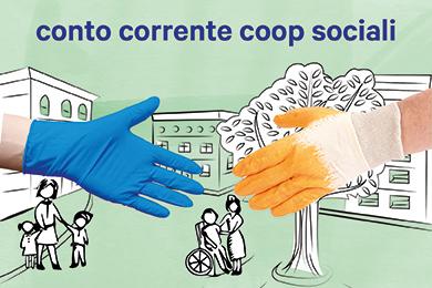 conto corrente cooperative sociali
