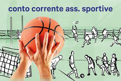 conto corrente associazioni sportive