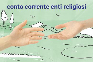 conto corrente enti religiosi